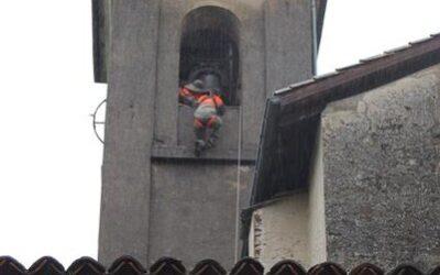 Intervento Chiesa San Giorgio 2013